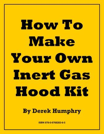 How To Make Your Own Inert Gas Hood Kit (PDF)